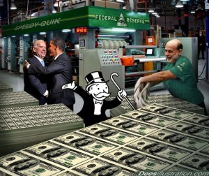 Federal-Reserve-Printing-Money
